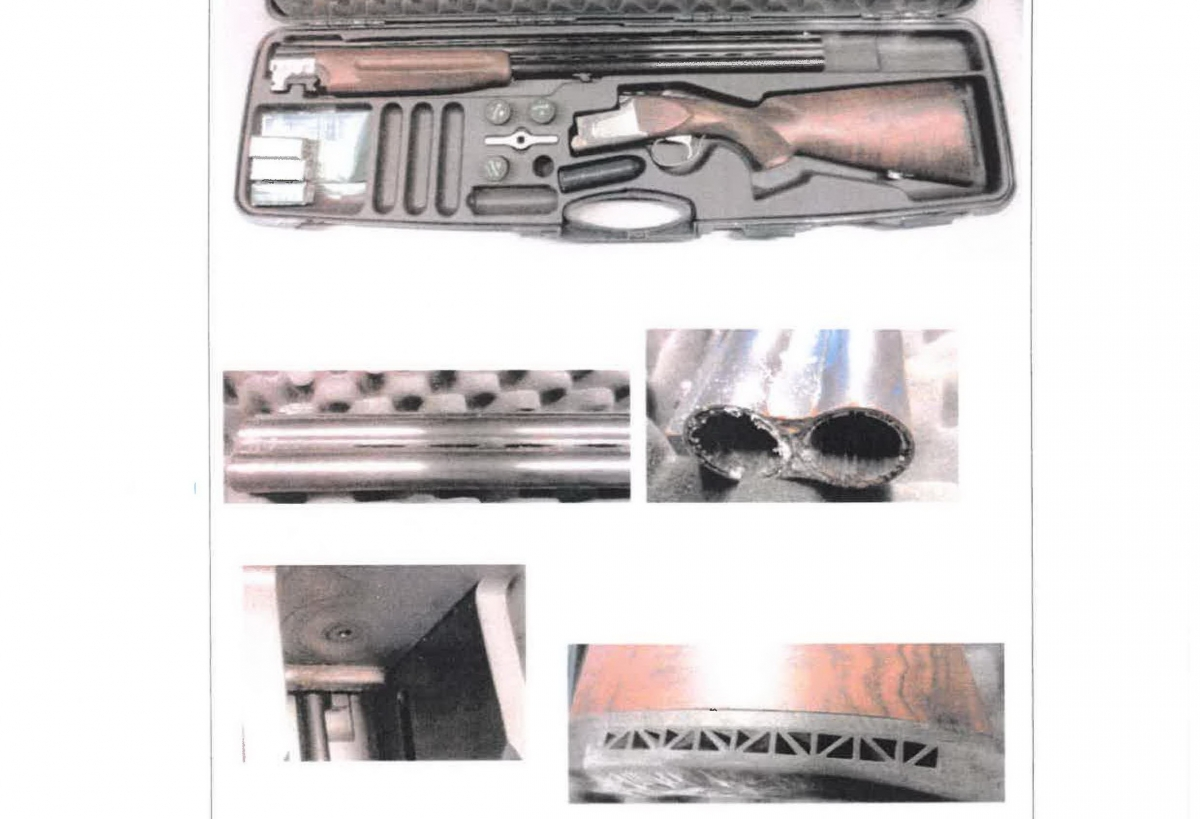 Fucile + carabina + caricatori, etc.   VENDITA ONLINE 0