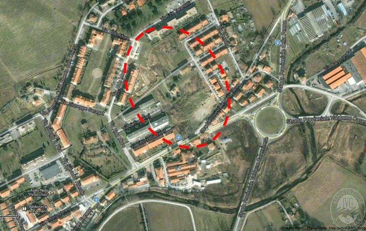 Terreni edificabili a TERRANUOVA BRACCIOLINI, in via Fabbri