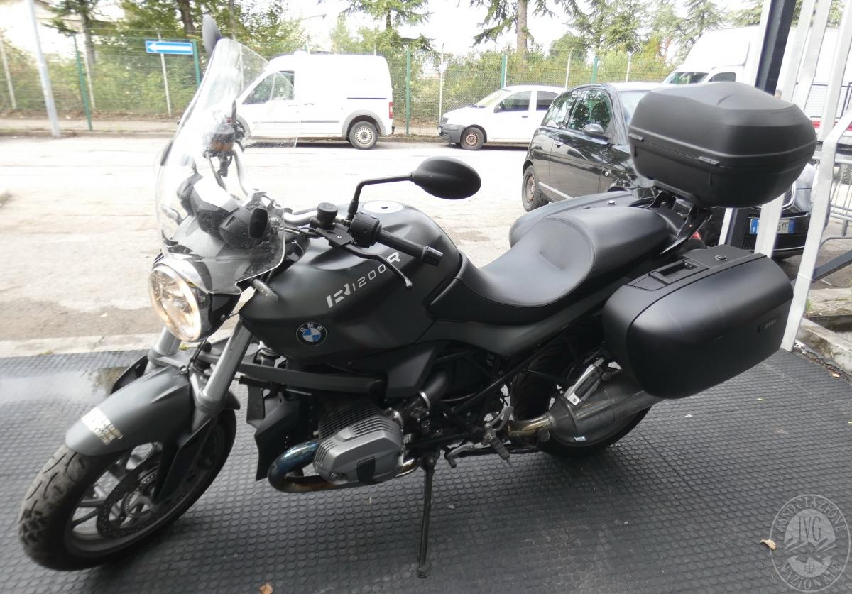 Motociclo BMW 120R anno 2011     VENDITA ONLINE 27 LUGLIO 2020
