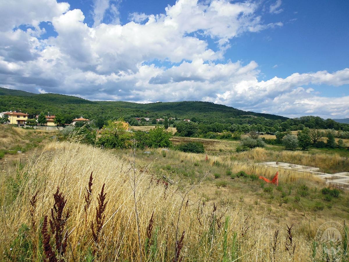 Terreni edificabili a CASTIGLION FIBOCCHI in Viale Europa