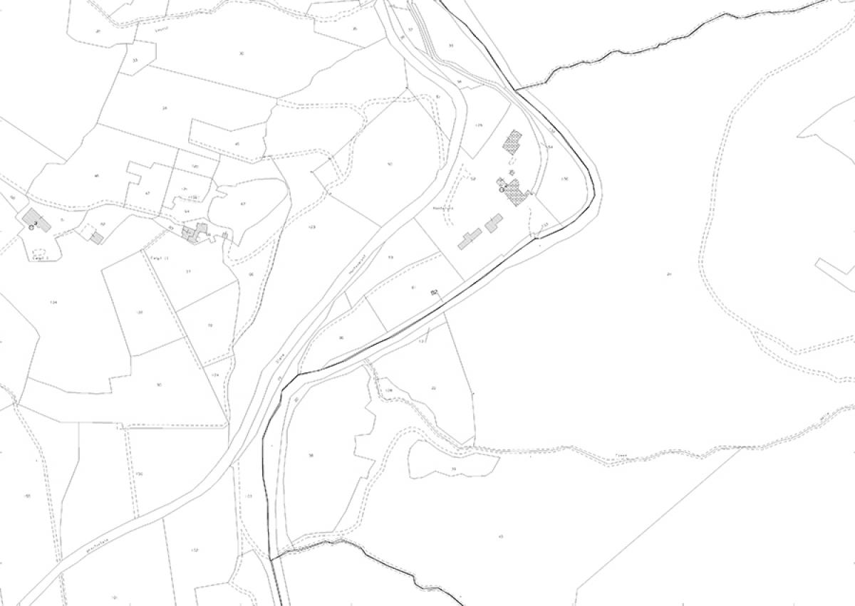 Terreni agricoli a GAIOLE IN CHIANTI in loc. Molino di Monteluco - Lotto 8
