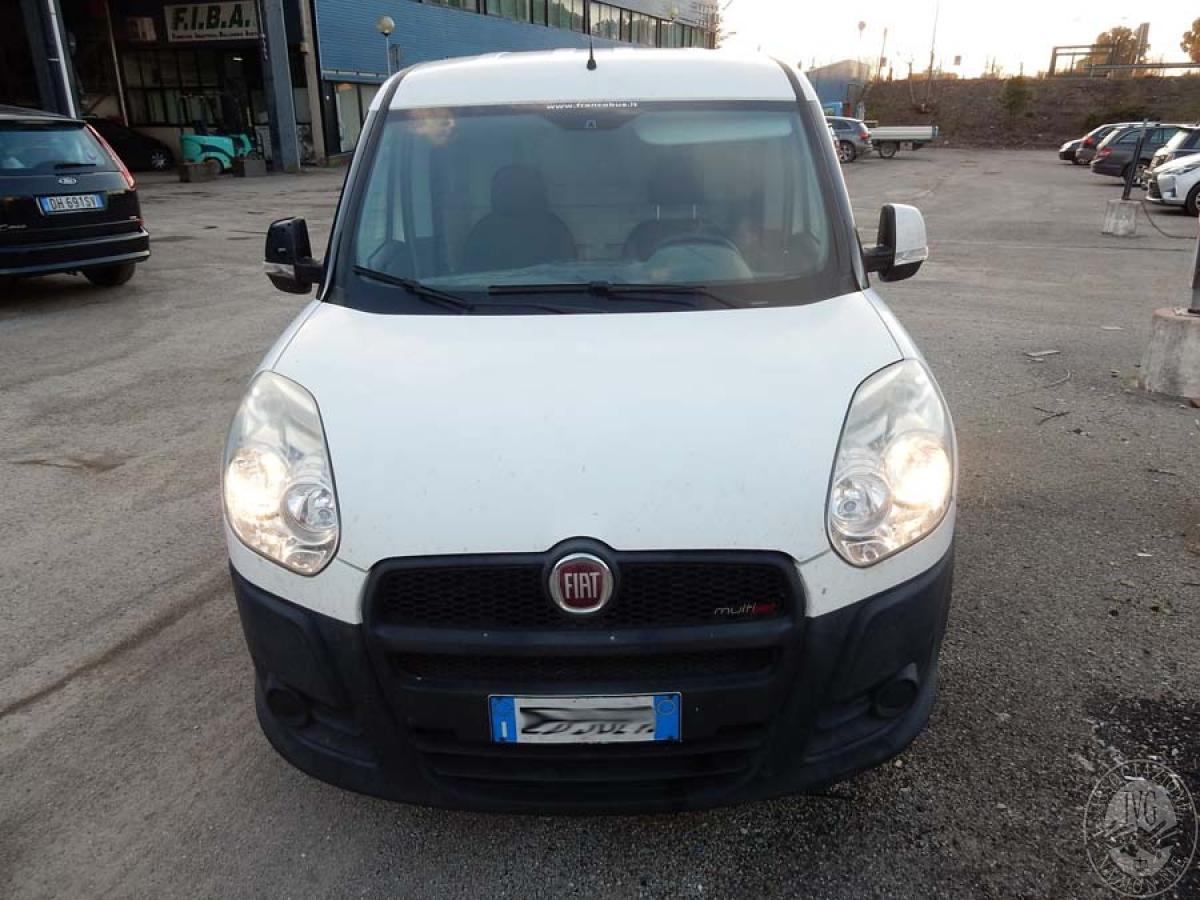 Fiat Doblò anno 2010   GARA DI VENDITA 6 APRILE 2019
