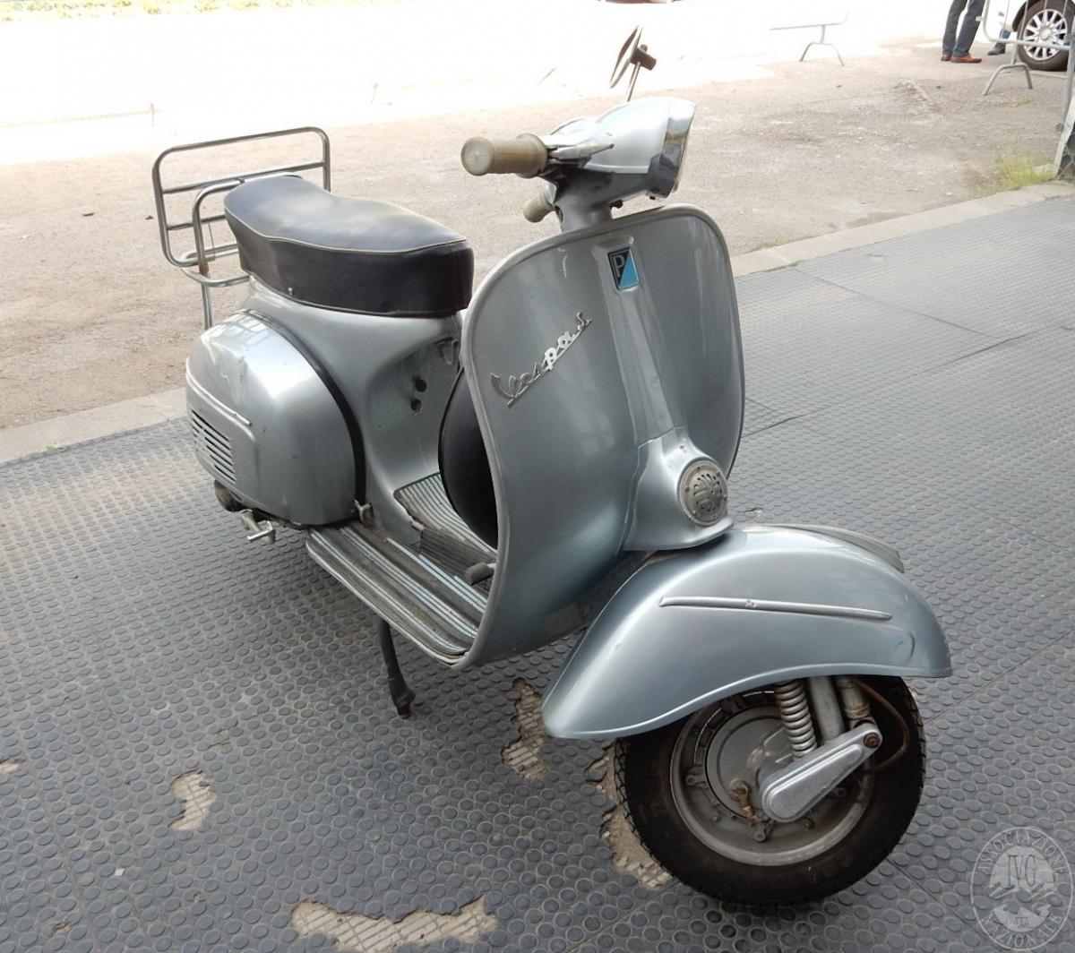Vespa Piaggio anno 1966   GARA DI VENDITA 7 LUGLIO 2018
