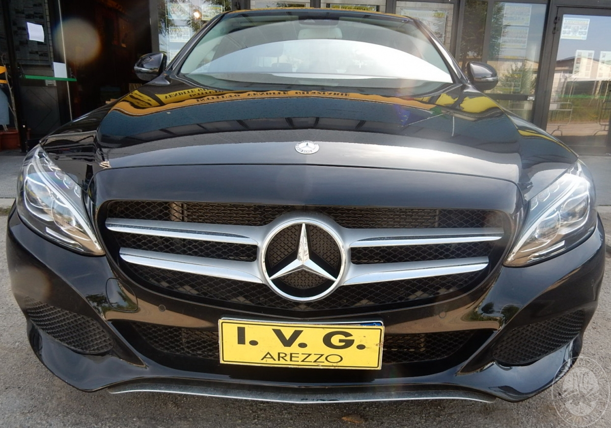 Mercedes 200D anno 2016   GARA DI VENDITA 7 LUGLIO 2018