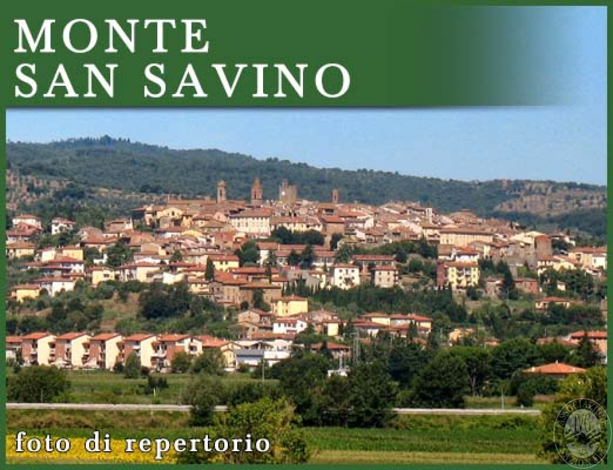 Lotto edificabile a MONTE SAN SAVINO - Lotto 3