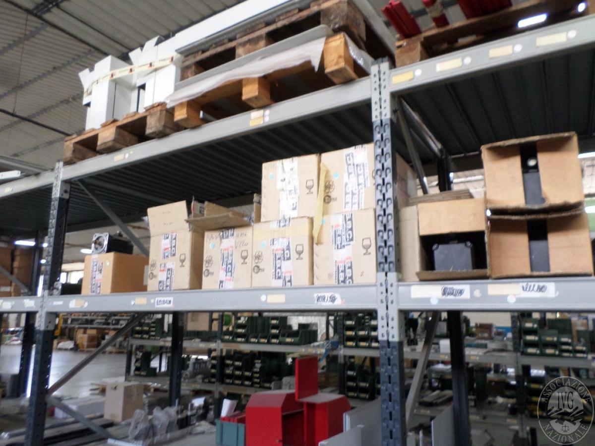 Importante magazzino componenti costruzione e ricambistica macchinari lavorazione legno 8