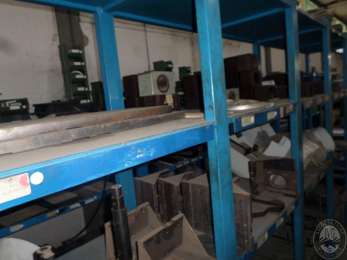 Importante magazzino componenti costruzione e ricambistica macchinari lavorazione legno 30
