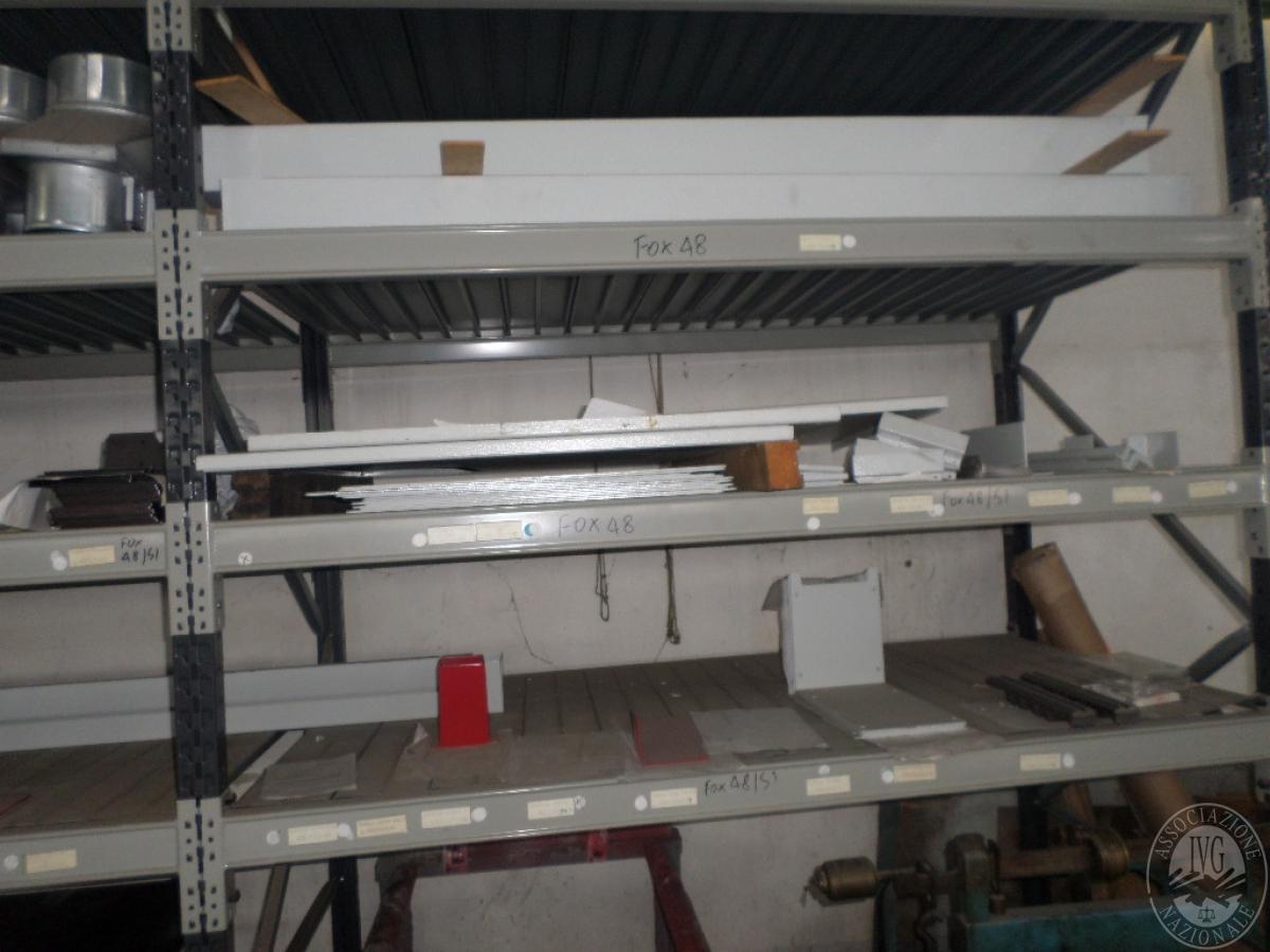 Importante magazzino componenti costruzione e ricambistica macchinari lavorazione legno 35