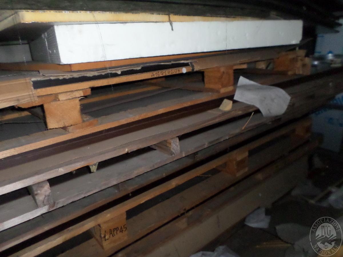 Importante magazzino componenti costruzione e ricambistica macchinari lavorazione legno 46