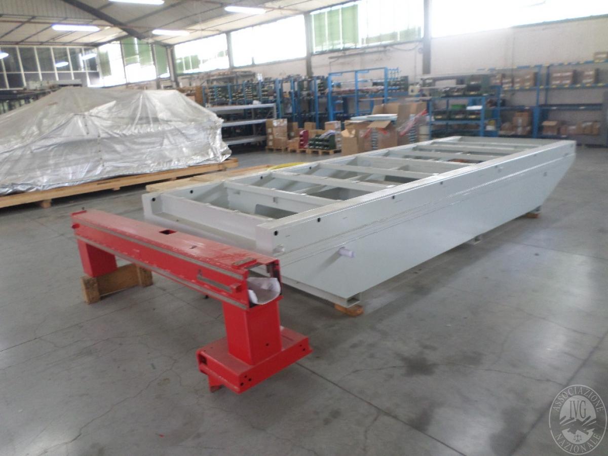 Importante magazzino componenti costruzione e ricambistica macchinari lavorazione legno 49