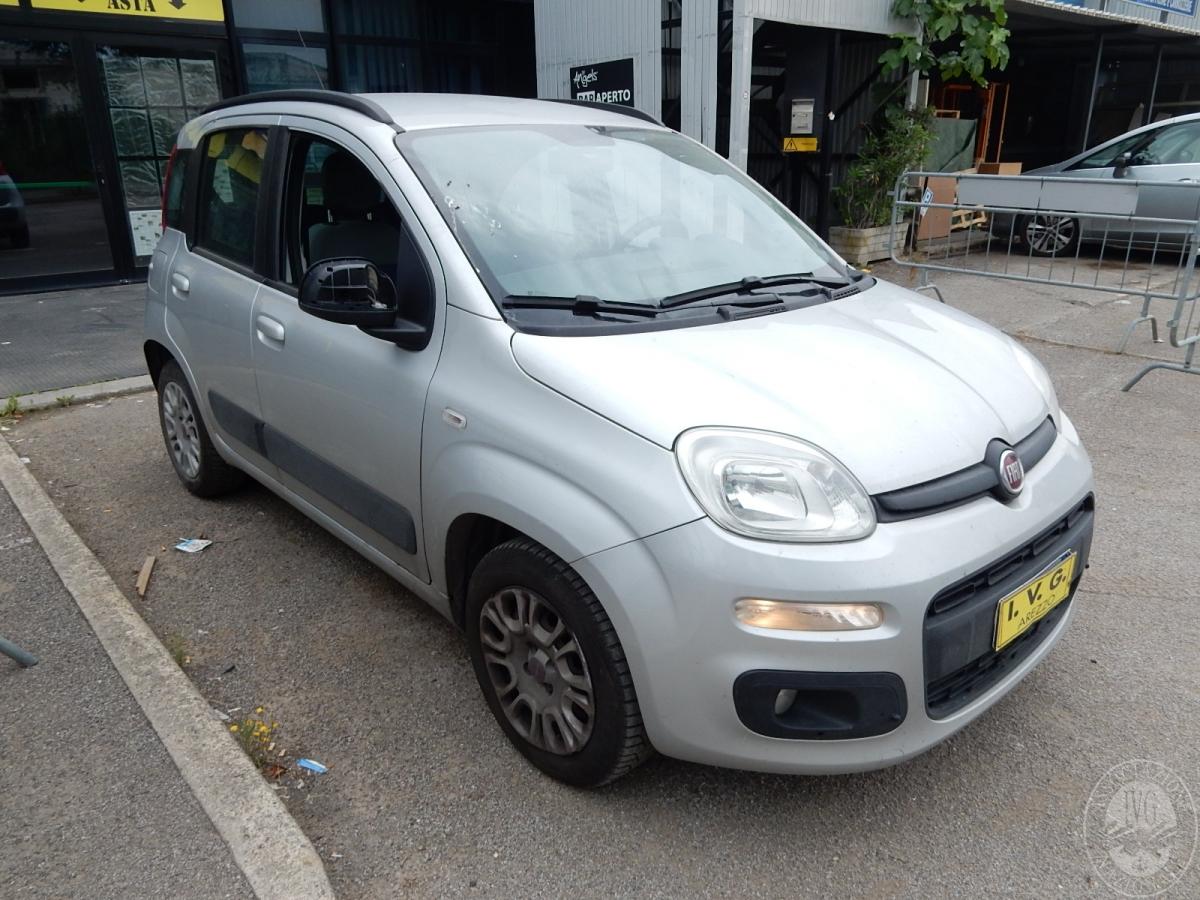 Fiat Panda anno 2013