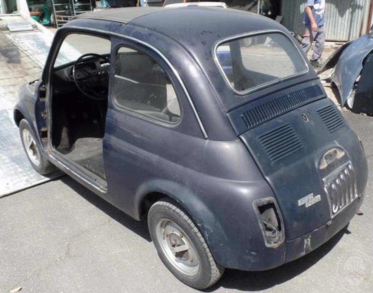 Fiat 500 anno 1971   GARA DI VENDITA 6 OTTOBRE 2018