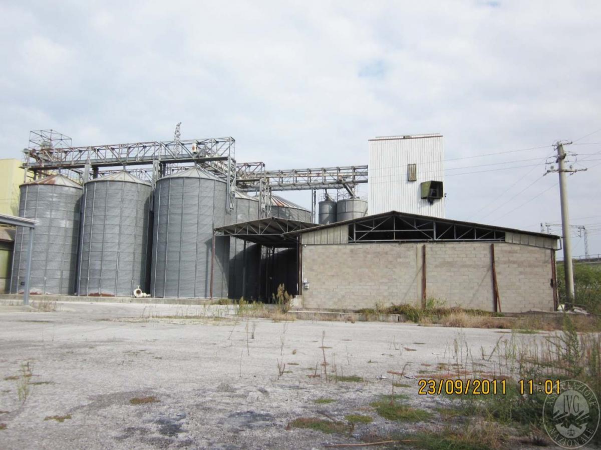 Stabilimento industriale a CHIUSI in loc. Le Biffe