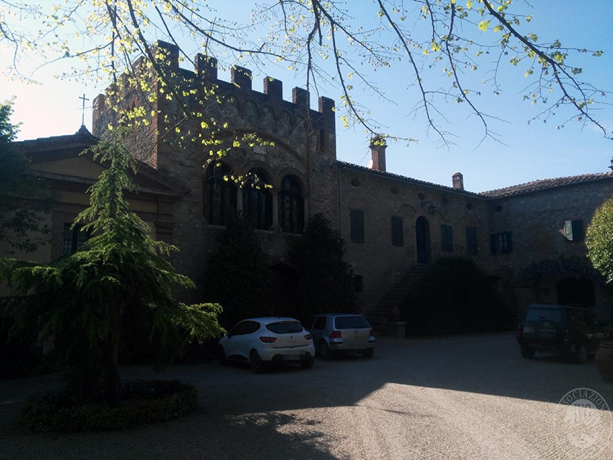 Villa a MONTERIGGIONI in Via del Pozzo - Lotto 1