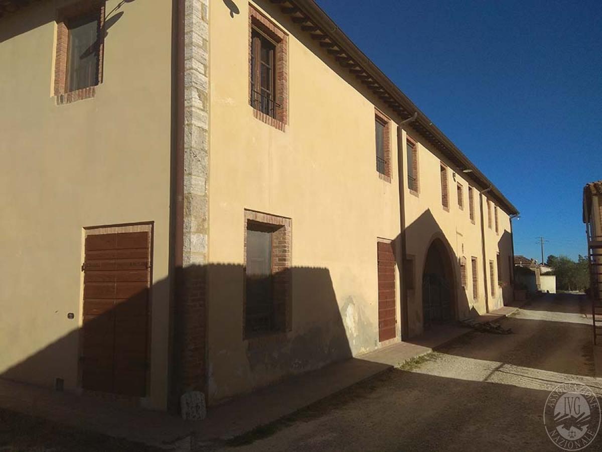 Appartamento a CASTELNUOVO BERARDENGA in loc. Sestano - Lotto 4