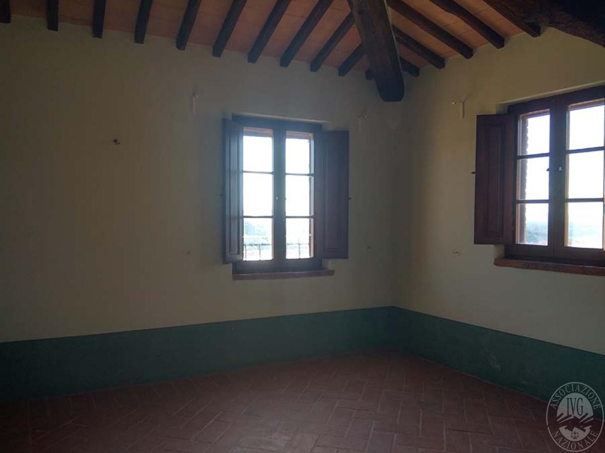 Appartamento a CASTELNUOVO BERARDENGA - Lotto 4 22