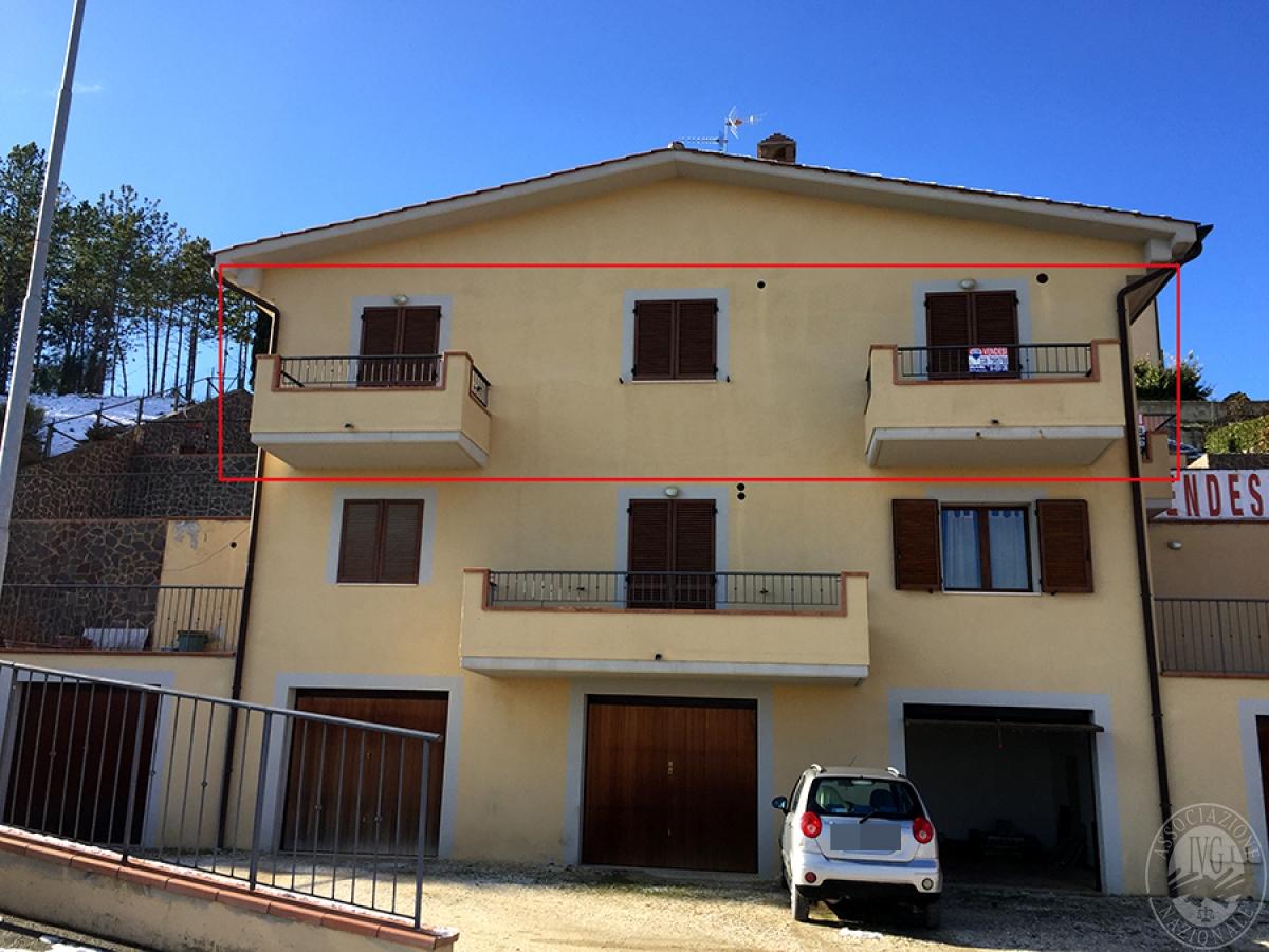Appartamento a CASTIGLIONE D'ORCIA in Via della Bonaria - Lotto 1