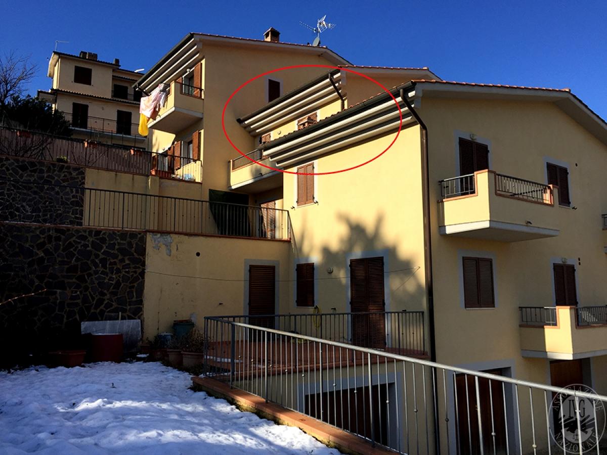 Appartamento a CASTIGLIONE D'ORCIA in Via della Bonaria - Lotto 3