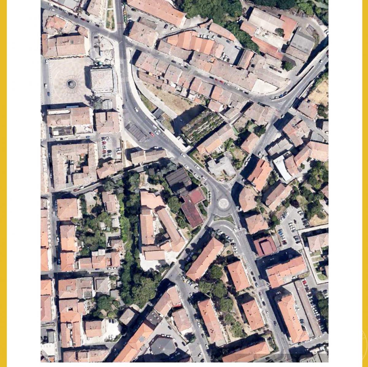 Parcheggio interrato a COLLE VAL D'ELSA, via XXV Aprile  - Lotto 1 COLLE BASSA