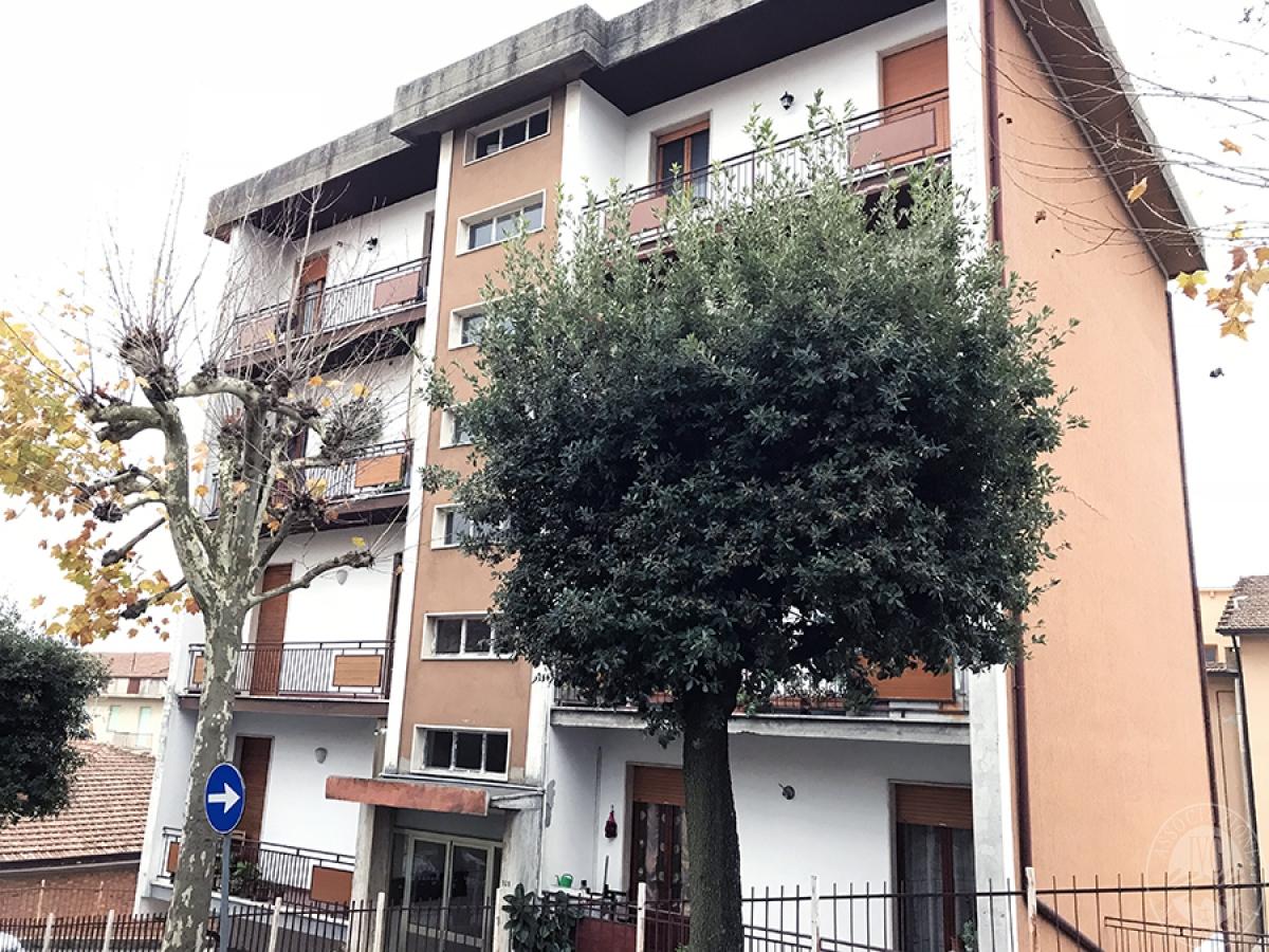 Appartamento a CHIANCIANO TERME in Via dei Colli