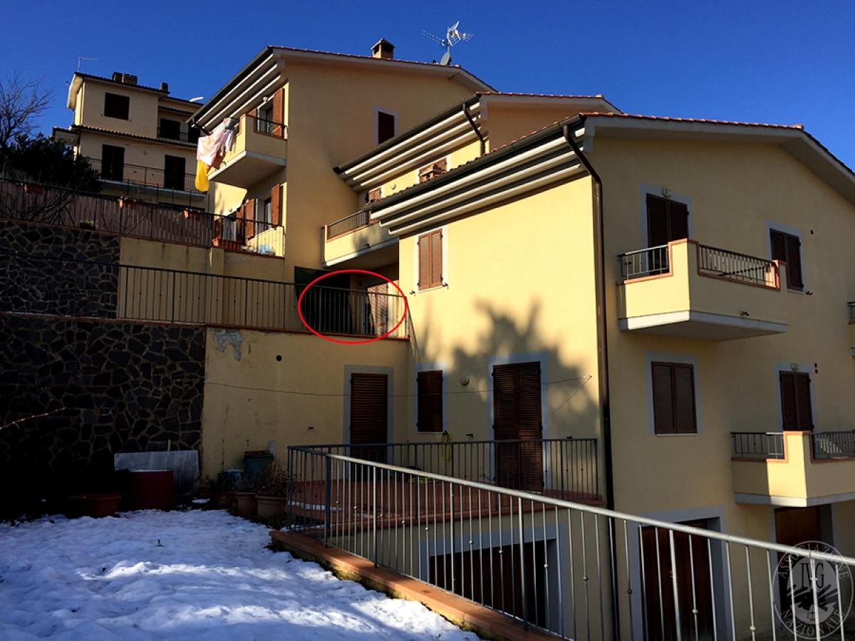 Appartamento a CASTIGLIONE D'ORCIA in Via della Bonaria - Lotto 2