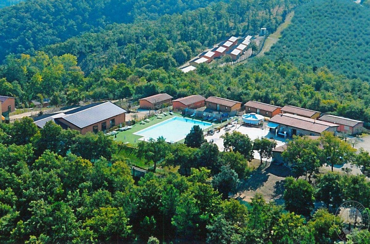 Campeggio a CIVITELLA IN VAL DI CHIANA, Loc. Malfiano - LOTTO 7 1