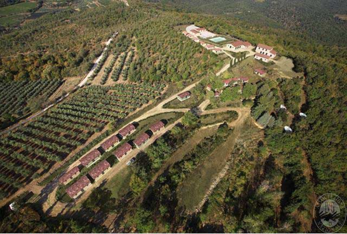Campeggio a CIVITELLA IN VAL DI CHIANA, Loc. Malfiano - LOTTO 7 2