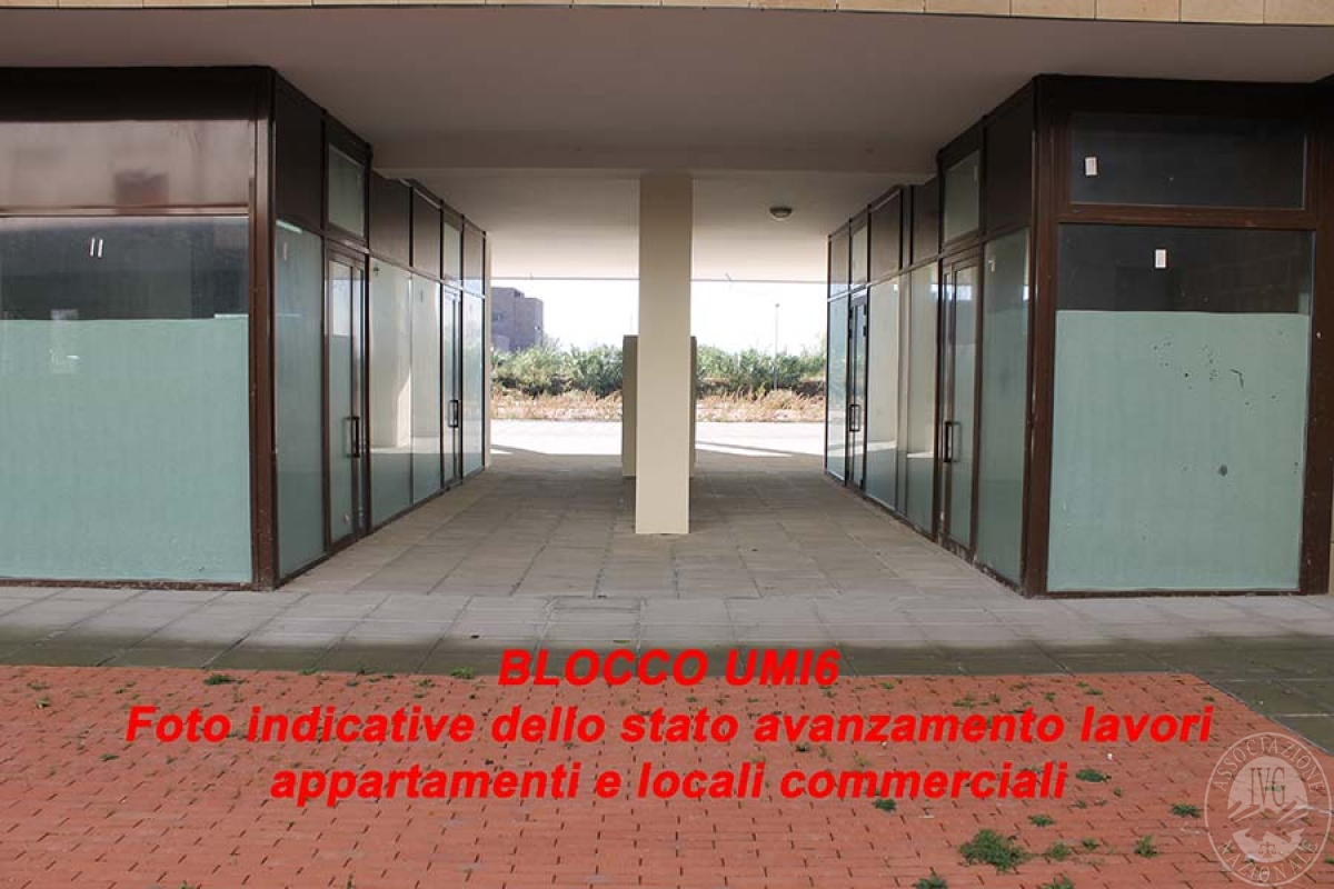 Locale commerciale a SESTO FIORENTINO (FI) - LOTTO 107