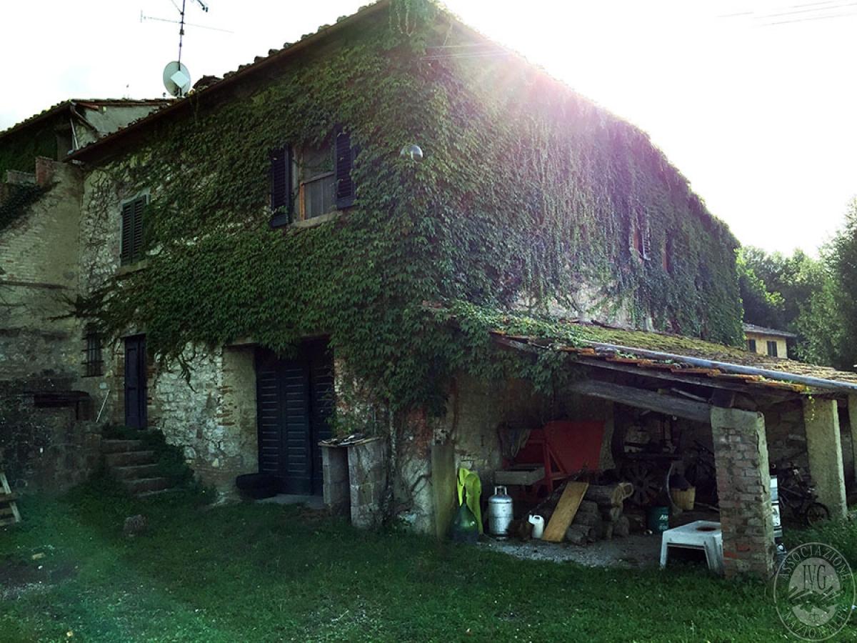 Colonica a CASTELLINA IN CHIANTI - Lotto 3 21