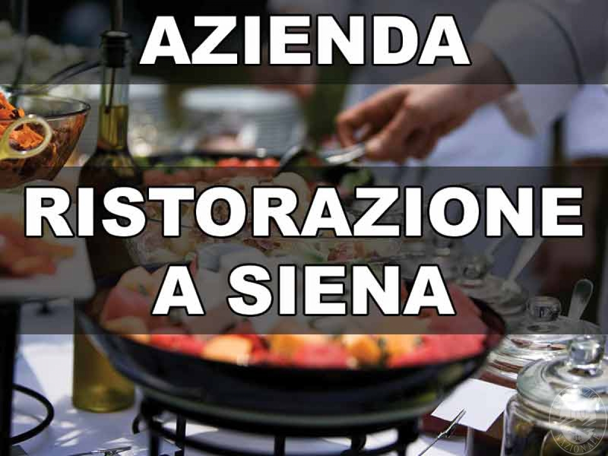 Azienda di ristorazione a SIENA