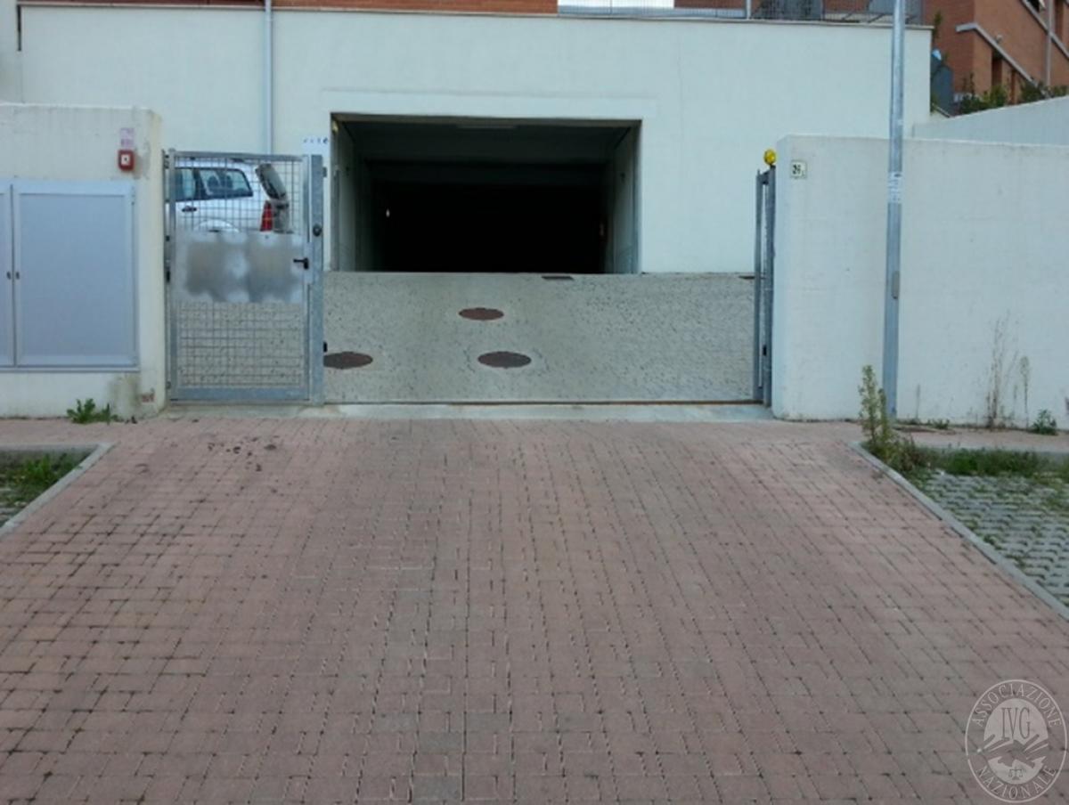 Posto auto a COLLE VAL D'ELSA, via della Ferriera 26C - Lotto 40 (ex 11/CC)