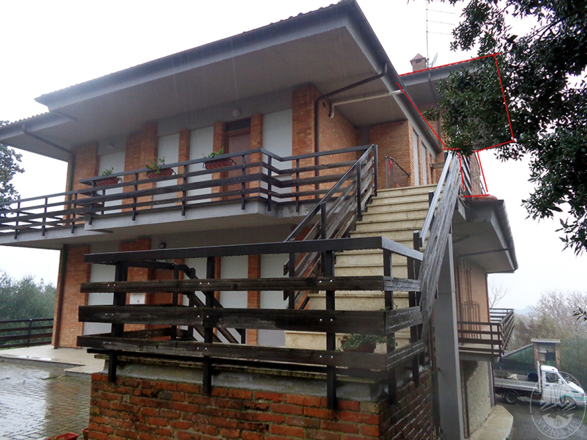 Appartamento a MONTEPULCIANO - Lotto 5