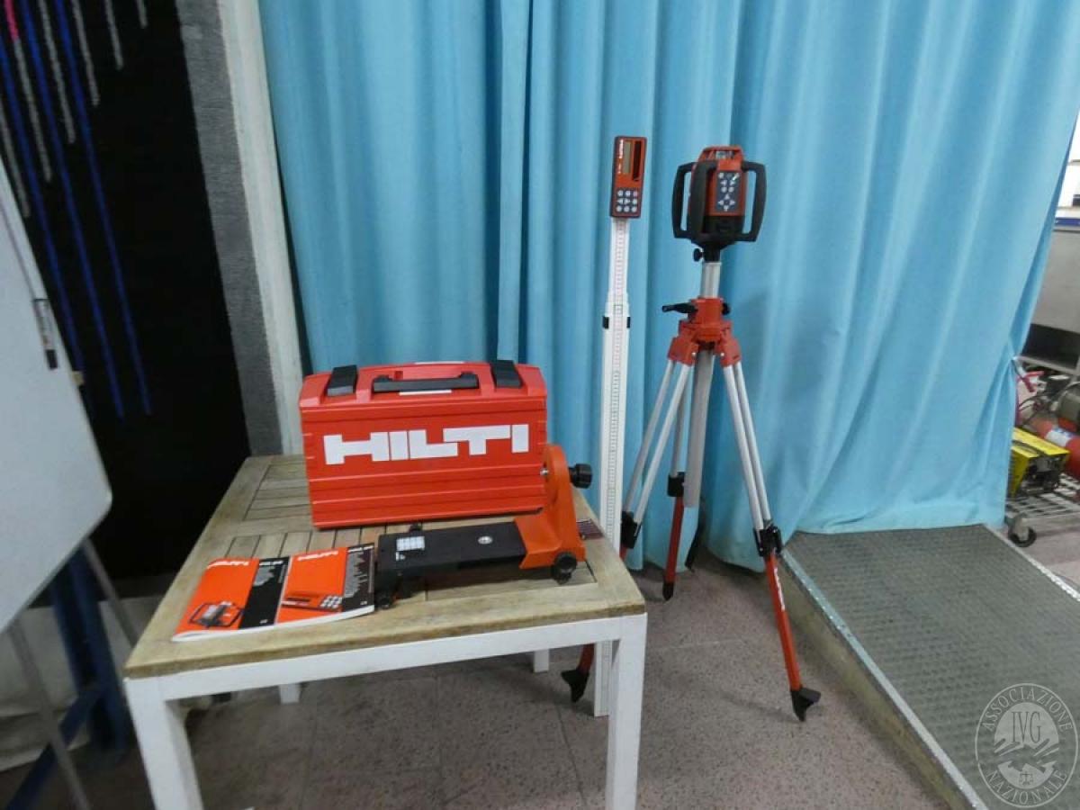Laser rotante HILTI PR 25   GARA DI VENDITA 7 DICEMBRE 2019 0