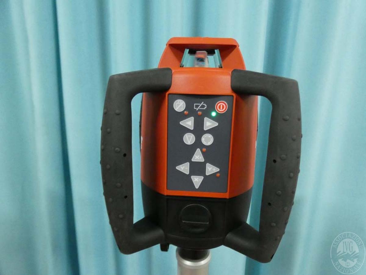 Laser rotante HILTI PR 25   GARA DI VENDITA 7 DICEMBRE 2019 2