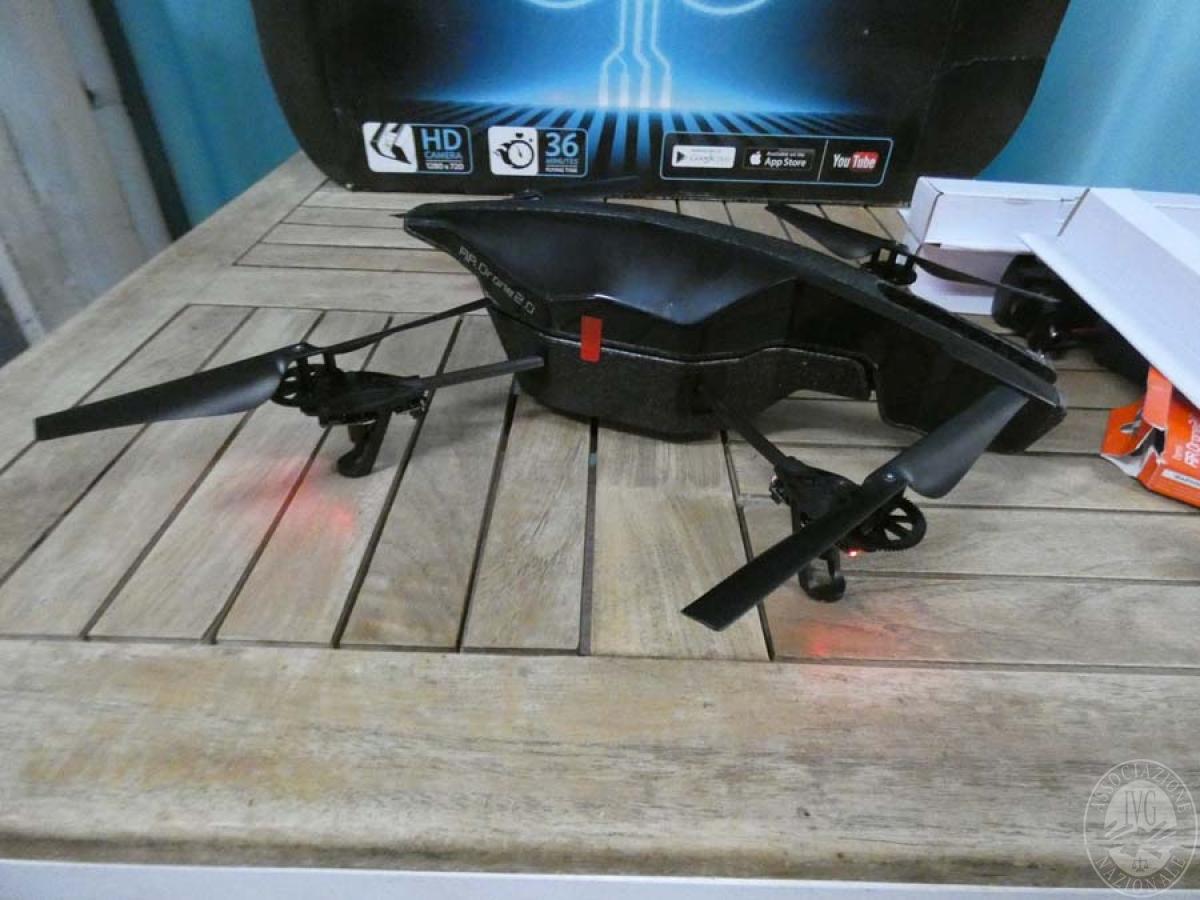 Drone 2,0 Parrot Power Edition  GARA DI VENDITA 7 DICEMBRE 2019 5