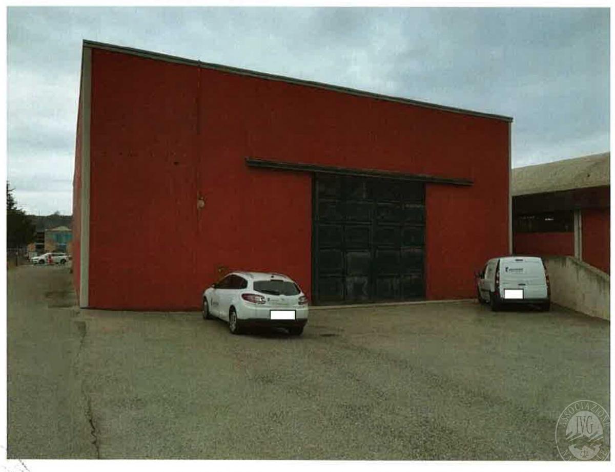 Fabbricato industriale a POGGIBONSI località Fosci 3