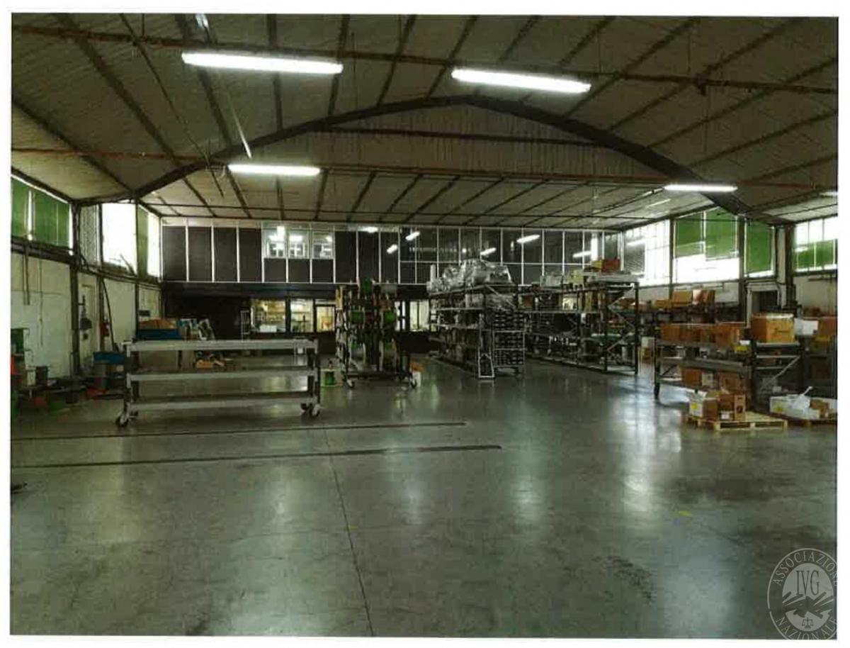 Fabbricato industriale a POGGIBONSI località Fosci 6