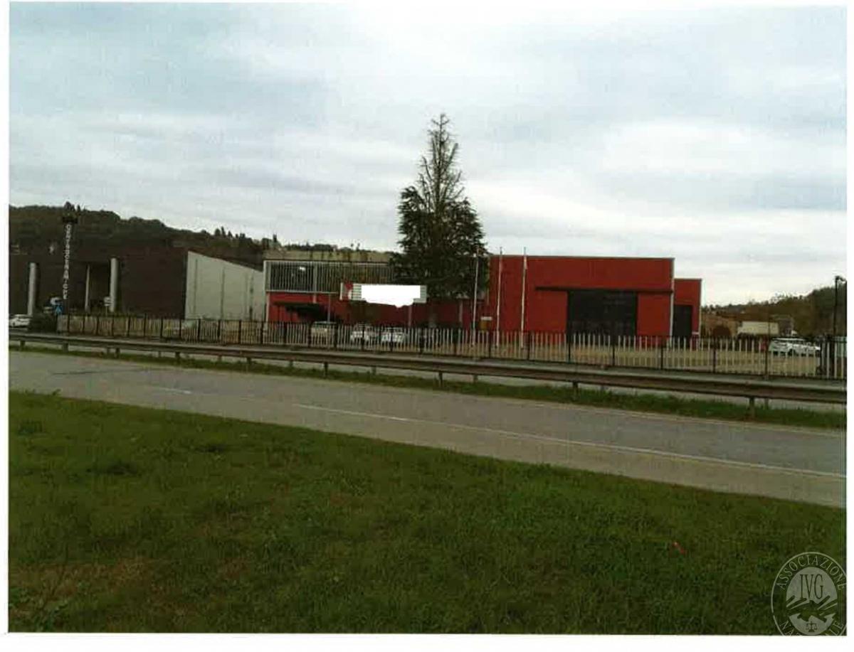 Fabbricato industriale a POGGIBONSI località Fosci 11