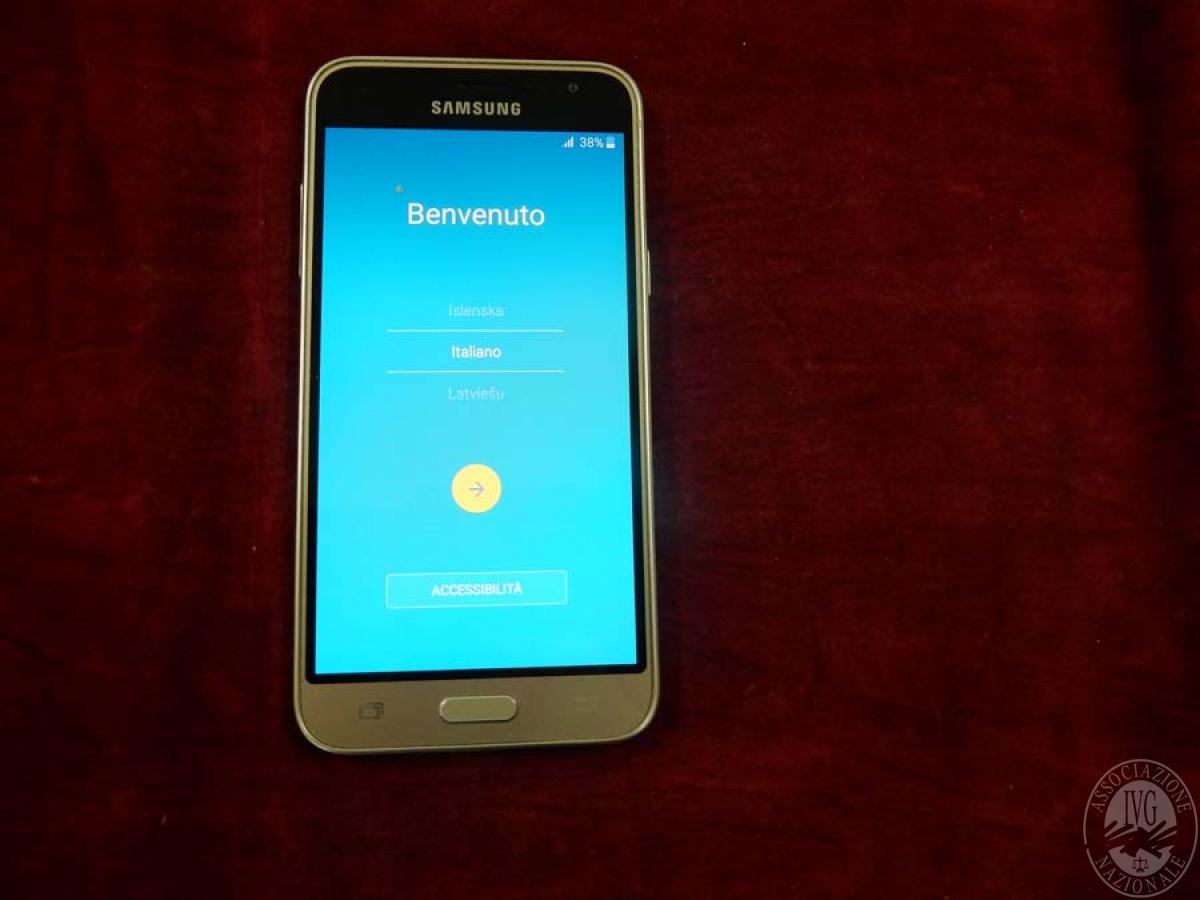 Cellulare Samsung    GARA DI VENDITA 8 GIUGNO 2019