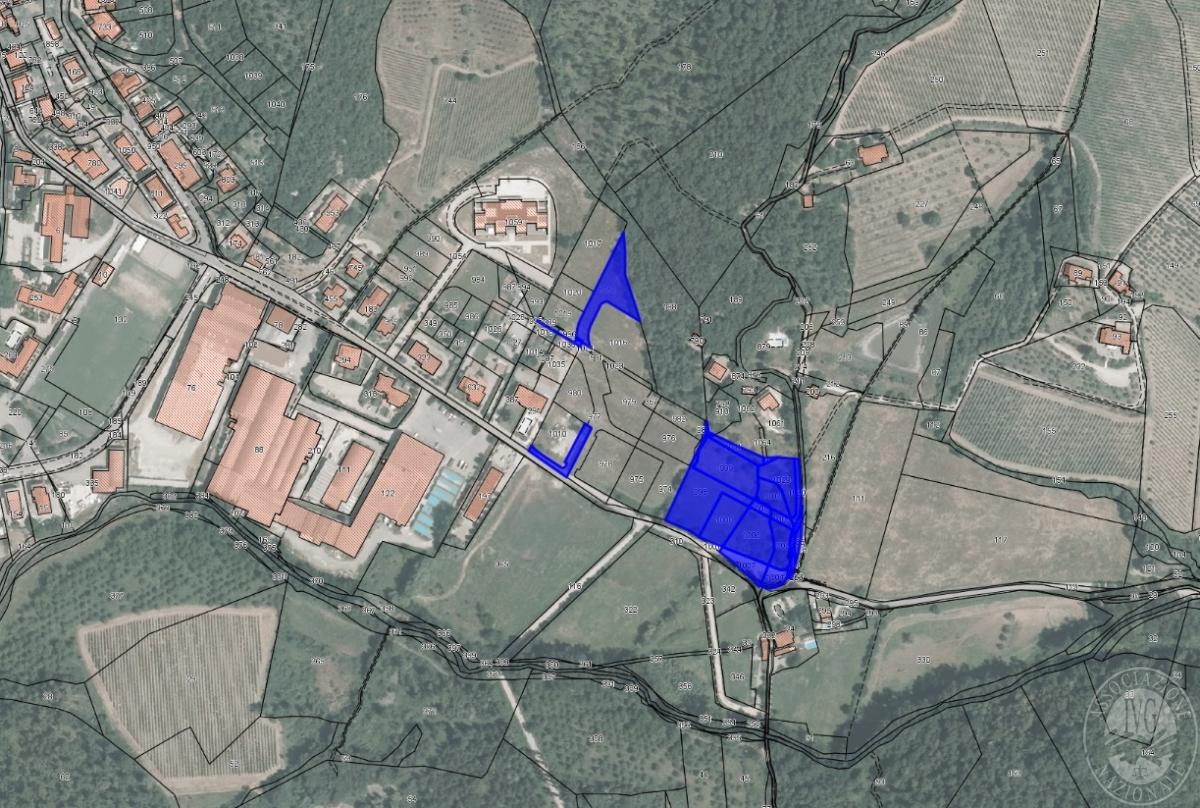 Terreni EDIFICABILI a  GAIOLE IN CHIANTI, via Marconi -  Lotto 1 0