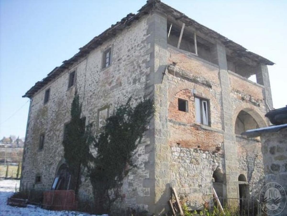 Casolare a PRATOVECCHIO - Lotto 1