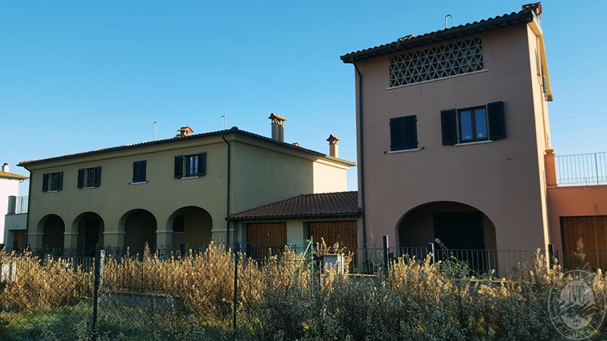 Appartamenti a MONTE SAN SAVINO in loc. Borghetto - Lotto 1