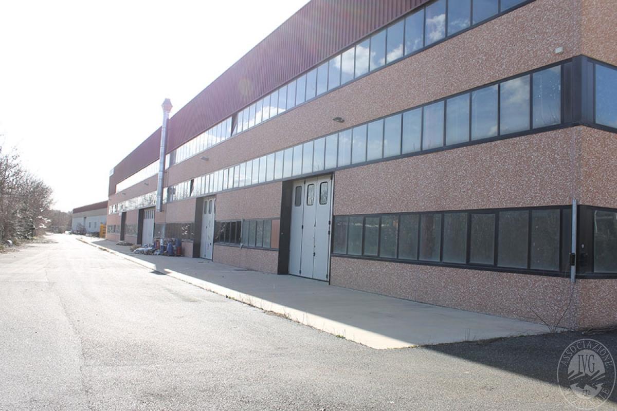 Capannone a MONTERIGGIONI, loc. Gabbricce  - Lotto 4 (ex D/E/F )