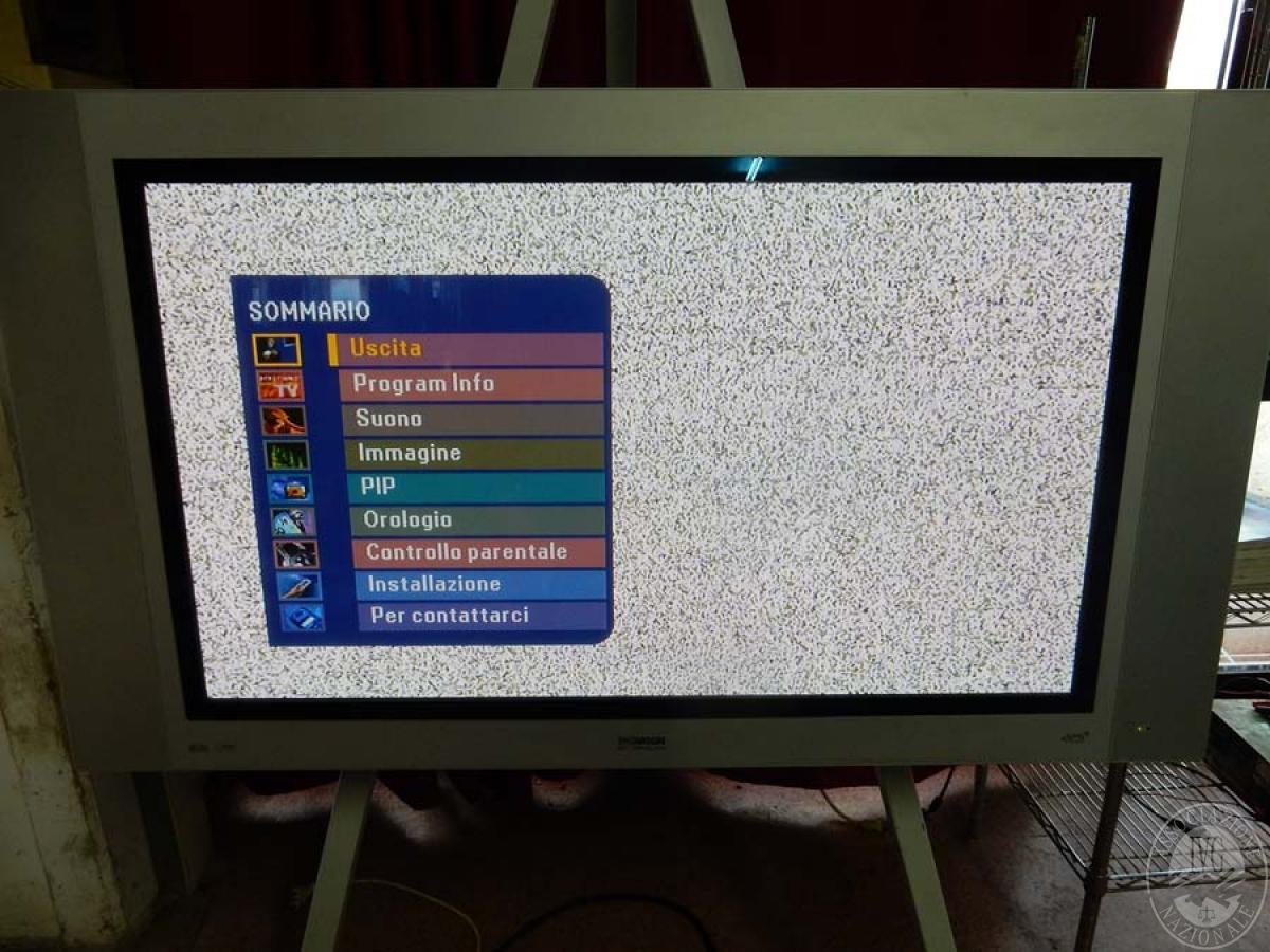 TV Color Thomson 42 pollici   GARA DI VENDITA 19 LUGLIO 2019