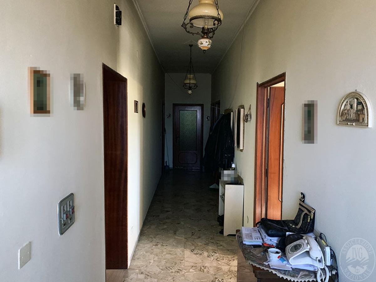 Appartamento ad ANGHIARI in loc. San Leo