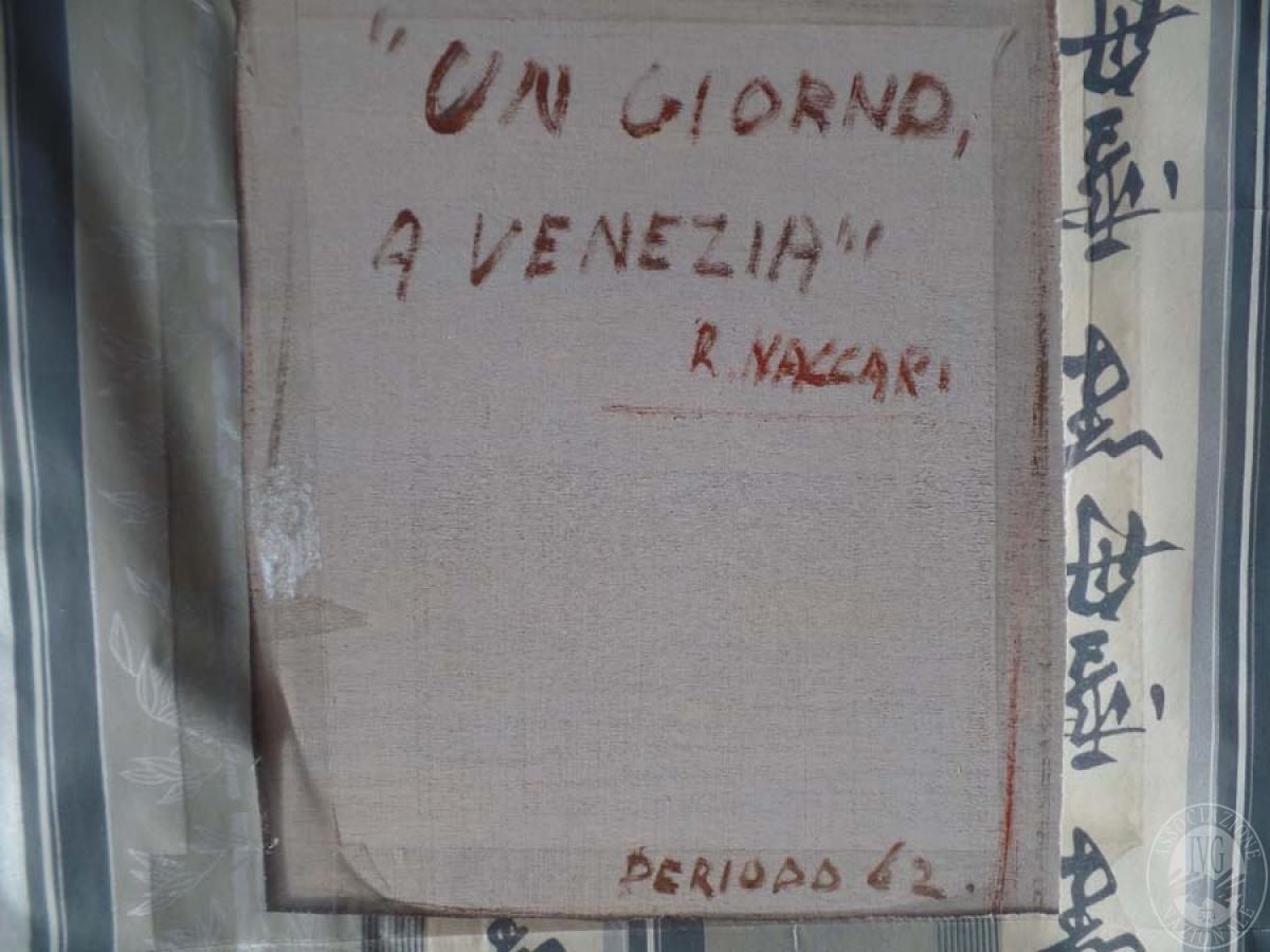 Rif. 10) Quadro a firma Roberto Naccari   VENDITA ONLINE