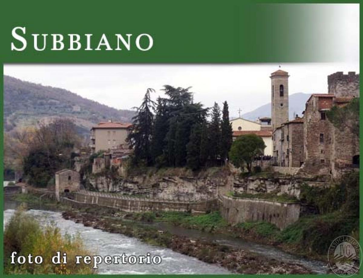 Terreni a SUBBIANO in loc. Chiaveretto - Lotto 4