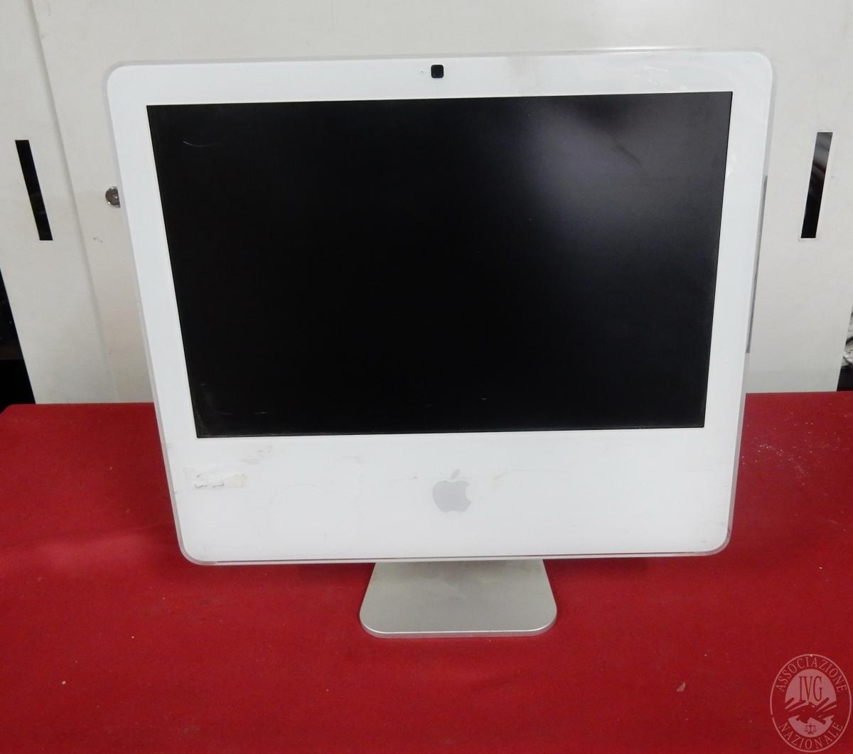 Computer I MAC 17 pollici   VENDITA ONLINE