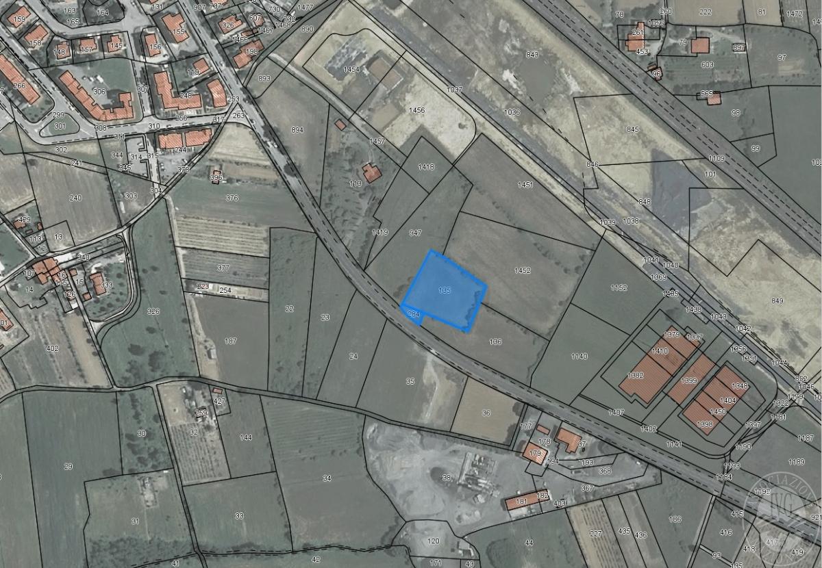 Terreno ad AREZZO - lotto TERRENO INDICATORE