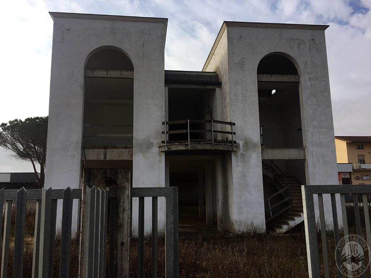 Edificio artigianale a MONTE SAN SAVINO - Lotto 3 in Viale Santa Maria delle Vertighe 1